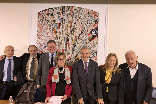 24/11/2016 - Conferenza Stampa - Sala Stampa Estera in via dell'Umiltà 83 - Roma